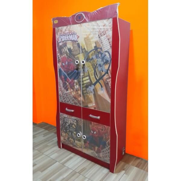 Lemari Pakaian 2 pintu Ultimate Spiderman