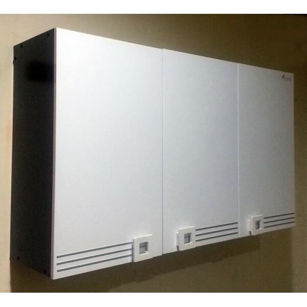 Lemari Dapur Big Panel KCA 9103 - Tampak samping