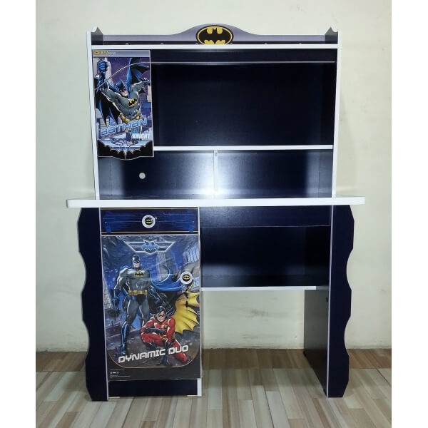 Meja Belajar Batman Big Panel 1401