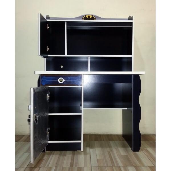 Meja Belajar Batman Big Panel 1401