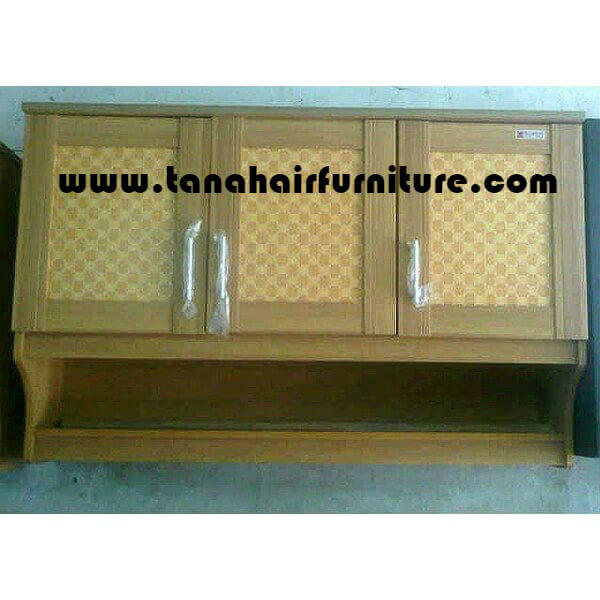 Kitchen set atas LDA 531 Big Panel - Tampak depan