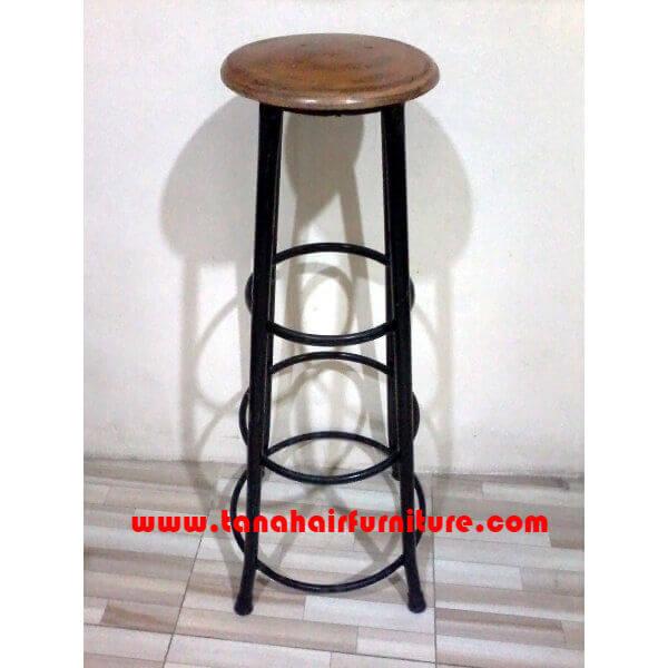 Kursi Tangga Kayu 100 cm