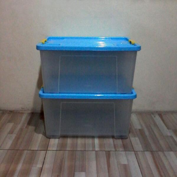 Container Plastik Rovega 65 Liter