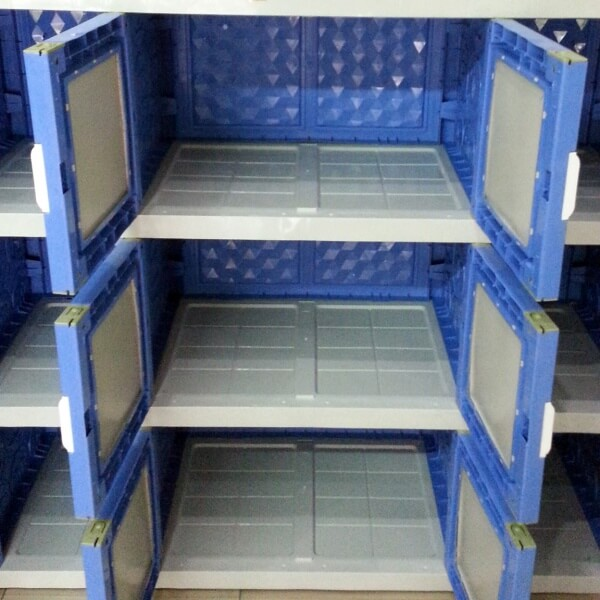 Dalam Lemari 1 Terdapat 4 Kemeja Batik: Lemari Plastik Akako Super Jumbo 12 Pintu