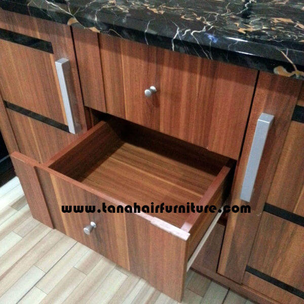 Kitchen Set 2 Pintu Dan Laci Aurora Olympic