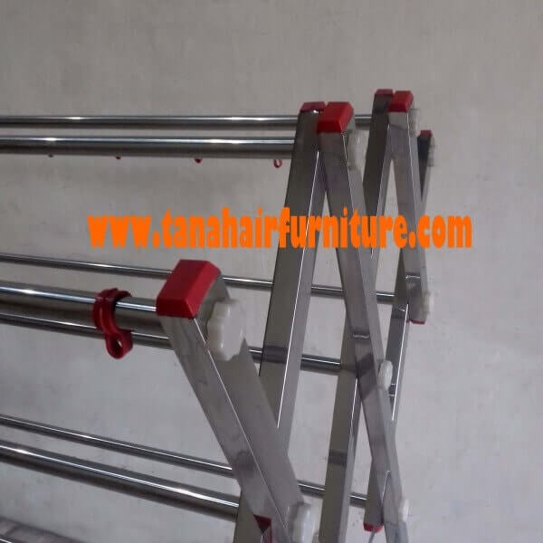 Jemuran Stainless Steel Jumbo