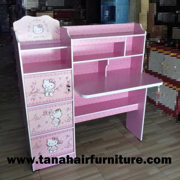 Meja Belajar Hello Kitty Magnolia 21905