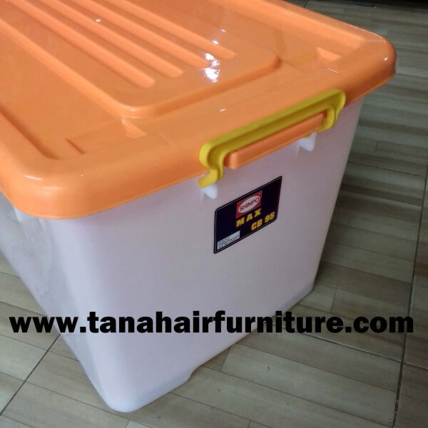 Container Plastik Shinpo 95 Liter