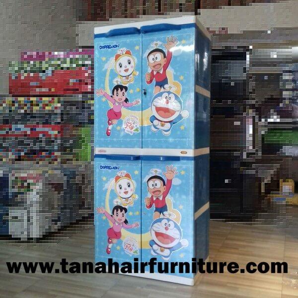 Lemari Plastik Naiba Doraemon