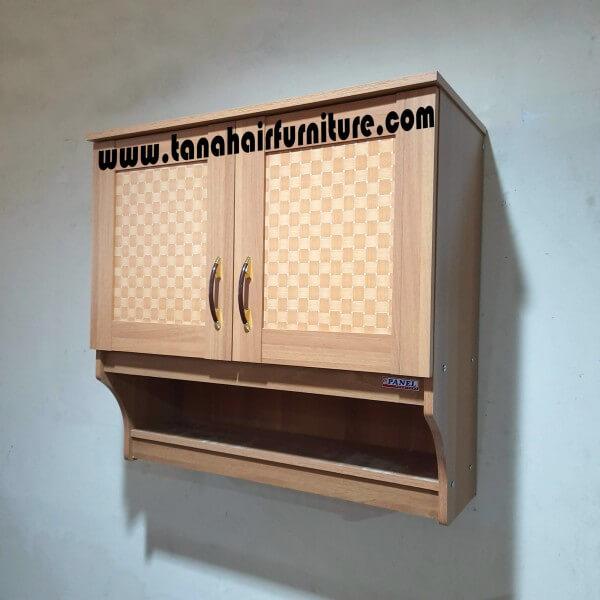 Kitchen Set 2 Pintu Big Panel LDA 521 - tampak keseluruhan