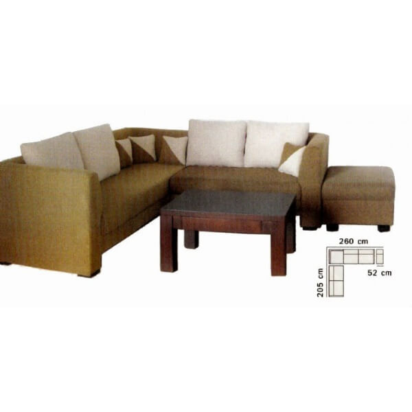 Sofa Fortuna Italy