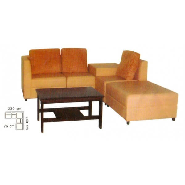 Sofa Fortuna Virgo